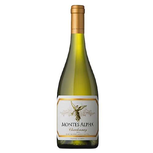 Rượu mang Montes Alpha Chardonnay