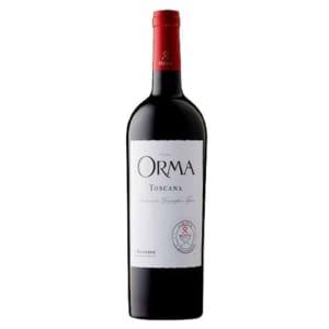 Rượu vang Ý Orma Toscana