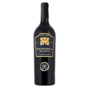 Rượu vang Ý Torri D'oro Susumaniello