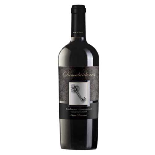 Rượu vang Descubridores Gran Reserva Cabernet Sauvignon